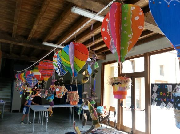 2015 - Explorations and Inventions -  Air Balloons